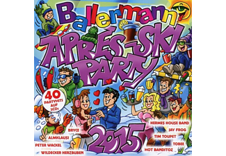 VARIOUS - Ballermann Apres Ski Party 2015 [CD]