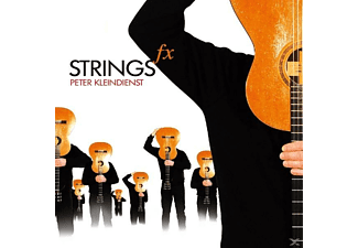 Peter Kleindienst - Stringsfx - (CD)