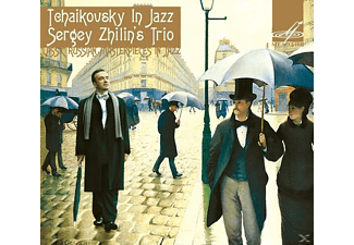 Sergey Zhilin - Tchaikovsky In Jazz [CD]