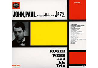 Roger Webb and His Trio - John, Paul And All That Jazz - (Sonstiges)