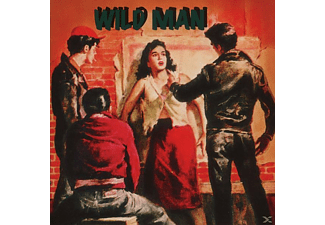 VARIOUS - Wild Men - (CD)