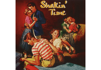 VARIOUS - Shakin Time - (CD)