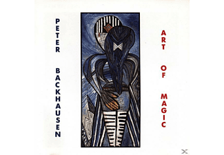 Peter Backhausen - Art Of Magic [CD]