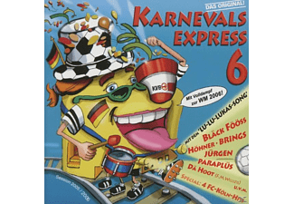 VARIOUS - Karnevalsexpress 6 [CD]