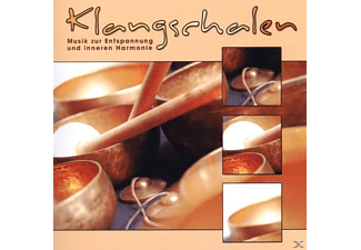 VARIOUS - Klangschalen [CD]