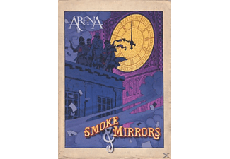 Arena - Smoke & Mirrors (DVD + CD) [DVD]