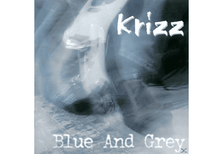 Krizz - Blue And Grey - (CD)