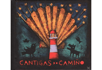 VARIOUS - Cantigas Do Camino - (CD)