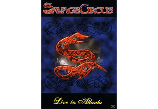 Savage Circus - Live In Atlanta - (DVD)