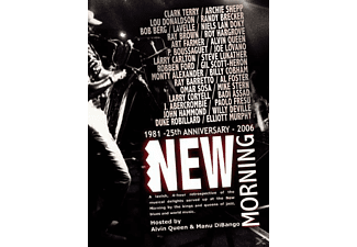 VARIOUS - 25 Years At New Morning - (DVD)