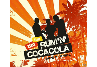 Tim Tim - Rum  N  Cocacola (Shake It Up Well) [5 Zoll Single CD (2-Track)]