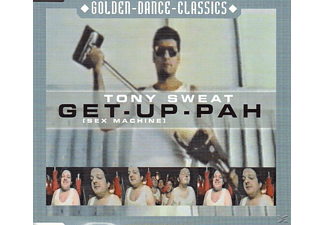 Tony Sweat - Get-Up-Pah (Sex Machine) - (Maxi Single CD)