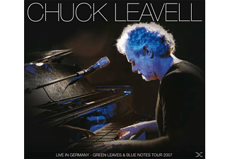 Chuck Leavell - Live In Germany-Green Leaves & Blue Notes Tour - (CD)