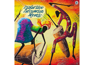 VARIOUS - Didgeridoo Percussion Mystic (180g) - (Vinyl)