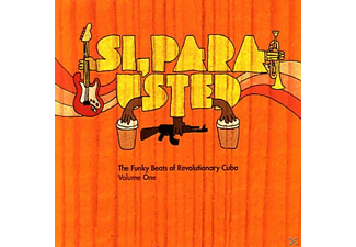 VARIOUS - Si Para Usted: The Funky Beats Of Revolutionary Cuba, Vol. 2 - (CD)