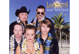 Los Santos - Blue In Hawaii [CD]