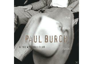 Paul Burch - Pan American Flash - (CD)