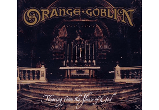 Orange Goblin - Thieving From The House Of God (Re-Issue) [CD]