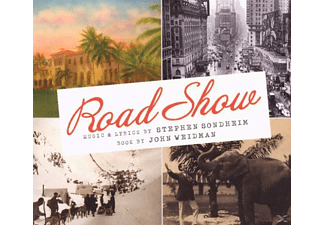 Stephen Sondheim - Road Show - (CD)