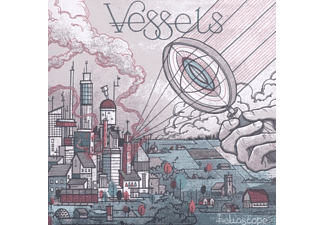 The Vessels - Helioscope [CD]