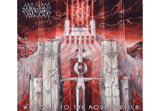 Vader - Welcome To The Morbid Reich - (CD)