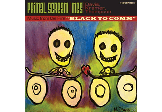 Primal Scream & Mc5 - Black To Comm-Live In London - (Vinyl)