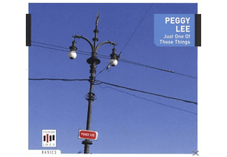 Peggy Lee - Just One Of Those Things - (CD)