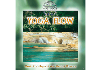 VARIOUS, Guru Atman - Yoga Flow-Music For Physical And Mental Balance - (CD)