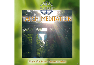 Temple Society - Tai Chi Meditation-Music For Inner Concentration - (CD)