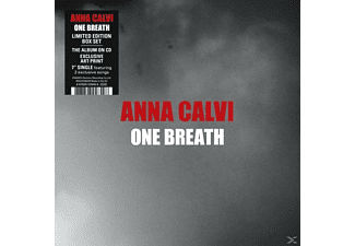 Calvi Anna - One Breath (Ltd Deluxe Box Cd+7''+Print) - (CD)