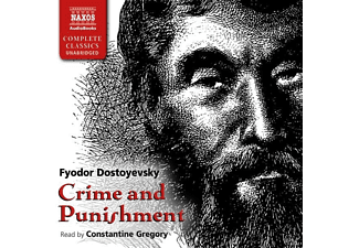 Crime and Punishment - 17 CD - Hörbuch