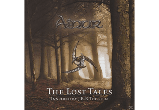 Ainur - The Lost Tales - (CD)