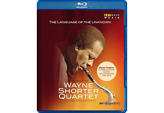 Wayne Shorter - The Language Of The Unknown - (Blu-ray)