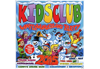 VARIOUS - Kids Club / Winterwunderland Party 2015 - (CD)