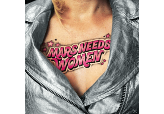 Mars Needs Women - Lover From Mars - (Vinyl)