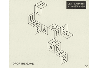 Flume feat. Chet Faker - Drop The Game - (5 Zoll Single CD (2-Track))