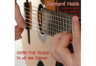 Bernhard Hebb - Over the Years (In all den Jahren) - (CD)