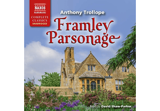 Framley Parsonage - 17 CD - Hörbuch