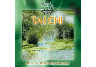 VARIOUS, Temple Society - Tai Chi-Music For Mind & Body Movement [CD]