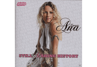 Ana Popovic - Still Making History [CD]