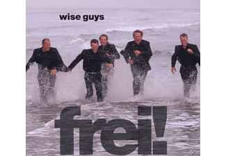 Wise Guys - Frei - (CD)