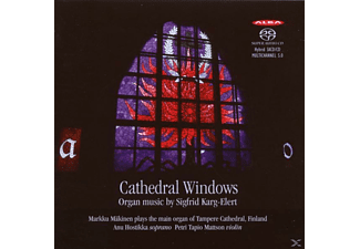 Makinen Markku - Cathedral Windows - (CD)