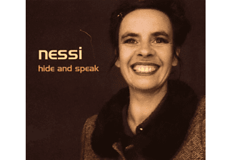 Nessi - Hide And Speak [CD]