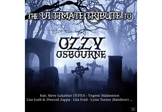 VARIOUS - The Ultimate Tribute To Ozzy Osbourne - (CD)