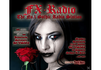 VARIOUS - Fx Radio-The No.1 Gothic Radio Station - (CD)