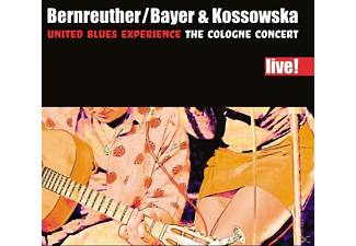 Bernreuther, Wolfgang / Bayer, Rudi / Kossowska, Beata - United Blues Experience [CD]