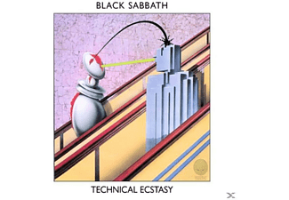 Black Sabbath - TECHNICAL ECSTASY (2009 REMASTER) - (CD)