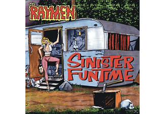 The Raymen - Sinister Funtime (+Download) - (Vinyl)