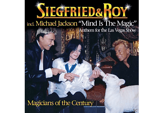 Siegfried & Roy, Michael Siegfried & Roy/jackson - Mind Is The Magic (Anthem For The Las Vegas Show) [CD]
