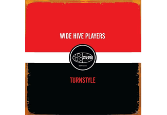 Wide Hive Players - Turnstyle - (CD)